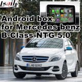Interfaccia Android del sistema di percorso di GPS video per il codice categoria di Mercedes-Benz B (NTG-5.0)