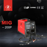 Welder DC MIG с пластичной панелью (MIG-135P)