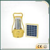 キャンプのための4LED 2W 6V LED太陽Lantern&Solarのキャンプのランタン