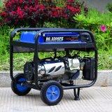 El bisonte (China) 2500e 2kw 2kVA pequeño MOQ ayuna generador de la gasolina de la maqueta caliente de la alta calidad de la salida nuevo