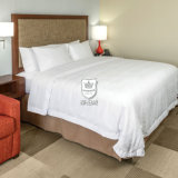 Festes Wood Hampton Inn Hotel Furniture für Guest Bed Raum
