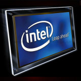 単一の側面のデスクトップLEDの水晶ライトボックス