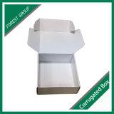 Mão - caixa de empacotamento de dobramento feita do papel do diodo emissor de luz