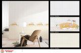 Telha da parede interior de projeto moderno para a sala de visitas