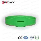 MIFARE DESFire 4k EV1, Wristband do silicone de EV2 RFID NFC