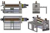 1.2mm Stärken-Stahlplatten-Rollenverbiegende Maschine