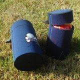 Neoprène isolé Boîte à bière Stubby Can Cooler avec cap (BC0086)