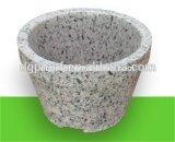 Crisoles plásticos de la planta de la flor de la compra del Anti-Impacto de la espuma ligera a granel por encargo del EPP