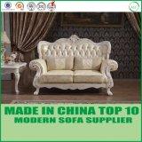 Europäische Möbel-Luxuxhölzernes Sofa-geschnittenset