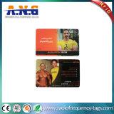 Cartão de esportes de programação de RFID para o registo de Sportman