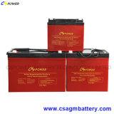 Wartungsfreie 12V 100ah Gel-Batterie Htl12-100 der tiefen Schleife-