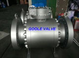 Vávula de bola montada muñón (GAQ347F/Q347PEEK)