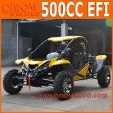 500cc 4X4 fuori dal Buggy di duna della strada vanno Kart