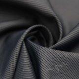 Água & para baixo revestimento Vento-Resistente nylon listrado tecido do poliéster 74% do jacquard 26% da maquineta queTecem a tela de Intertexture (H014)