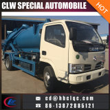 4cbm Sewage Disposal Truck Sewage Disposal Tank Truck