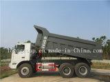 HOWO 70t 덤프 트럭, 탄광 팁 주는 사람