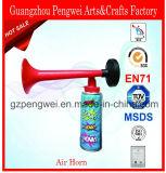 Corno sano forte dell'aria inscatolato aerosol per le partite di football americano