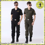 新式の警備員の正装