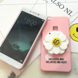 Saaie Poolse Partysu Daisy Mirror Phone Case voor Vivox7