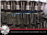 Automatische Glasflaschen-Füllmaschine für Rotwein