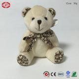 Fördernder preiswerter Plüsch angefülltes weiches Teddybär-Spielzeug Keychain