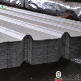 Hojas acanaladas de la hoja de acero/del material para techos de la venta caliente