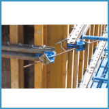 Molde de aço eficiente elevado da parede do painel para a construção