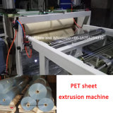 Machine d'extrusion de feuille d'animal familier
