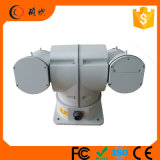 1.3MP CMOS 100m Camera van kabeltelevisie van de Hoge snelheid PTZ van de Visie van de Nacht HD IRL