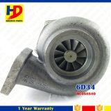 Dieselmotor zerteilt Turbolader 6D34 (ME088840)