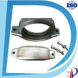 Tipo F Viton Juntas Cam-Locks Clamp Stainless Steel Grooved Couplings