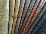 Кожа PU картины ящерицы для повелительницы Способа Мешка/бумажника/сумки/Shouldbag