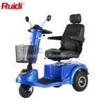 Vespa eléctrica Handicapped de la vespa del panel del LCD del indicador digital del sillón de ruedas eléctrico de la potencia