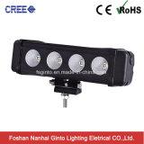 Einzelner Reihe 40W CREE LED heller Stab für Hochleistungs (GT3300-40W)