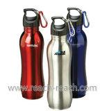 Bouteille de sport, bouteille d'eau en acier inoxydable (R-9015)
