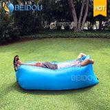 携帯用ハンモックの椅子のナイロンLaybag Inflatabeの空気ソファーのキャンプのハンモック
