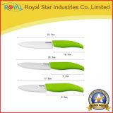 4 [بكس] [كيتشنور] ثبت سكاكين مع حامل سكينة خزفيّ