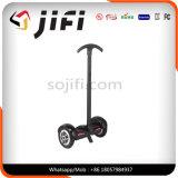 """""""trotinette"""" elétrico da mobilidade, """"trotinette"""" de Hoverboard com diodo emissor de luz de Bluetooth"""