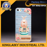 Caixas novas do telefone de pilha do projeto TPU para o iPhone MOQ 10PCS (KI-012)