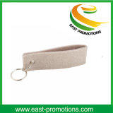 Custom Cheap Wholesale Thickness 3mm Felt Broder Key Chain