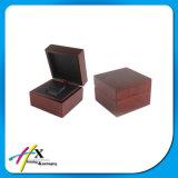 Boîte-cadeau en bois faite sur commande de montre de type classique
