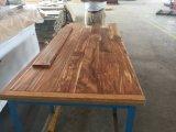 """3.75 suelo asiático de la madera dura de la nuez del acacia de """" X 3/4 """""""