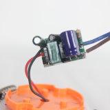 7W 9W, das LED Downlight mit Cer einwickelt