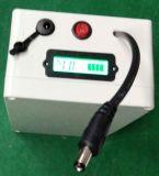 18650 packs batterie de lithium 12V 48ah pour l'énergie solaire