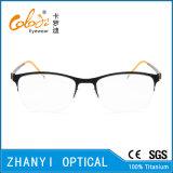 Telaio dell'ottica di Eyewear di vetro di titanio Semi-Senza orlo leggeri del monocolo (8116)