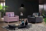 様式純度ファブリック単一のソファーベッドを持ち上げ引き、置きなさい