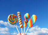 기계를 형성하는 ISO 고품질 Lollipop