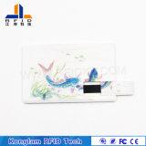 Smart RFID U Card pour la sécurité sociale avec Tk4100 Chip
