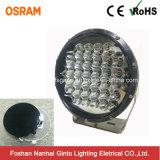Neues Modell 168W 8.5inch LED Fahrarbeitslicht mit schwarzer / transparenter Schutzhülle