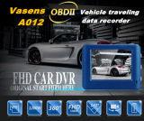Gravador de vídeo cheio manual da câmera do carro do usuário HD 1080P